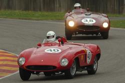Ferrari 500 Mondial: Jan Biekens