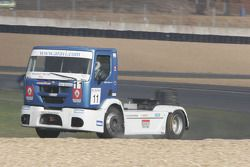 #11 Jean-Loup Fournier Renault: Jean-Loup Fournier