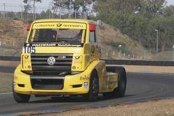 #105 Deutsche Post World Net Truckteam Volkswagen Volkswagen: Ralf Druckenmuller