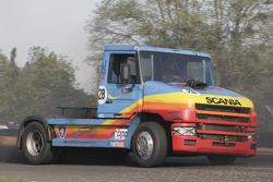 #28 Cees Zandbergen Scania: Cees Zandbergen