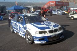 #16 Prototype Technology Group BMW M3: Ian James, Joey Hand