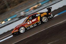 #43 Team Sahlen Porsche GT3 Cup: Tomy Drissi, Will Nonnamaker, Wayne Nonnamaker