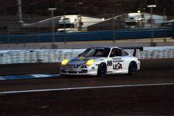 #88 TRG Porsche GT3 Cup: Steve Johnson, Jorg Bergmeister