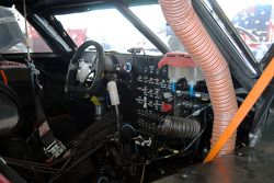 Cockpit of #19 Finlay Motorsports BMW Riley: Michael McDowell, Memo Gidley