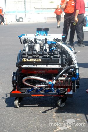 Lexus Daytona Prototype engine