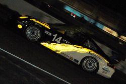 La Porsche GT3 Cup n°14 Autometrics Motorsports : Cory Friedman, Leh Keen