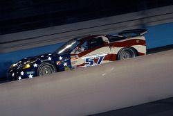 #57 Stevenson Motorsports Corvette: Vic Rice, Tommy Riggins, John Stevenson