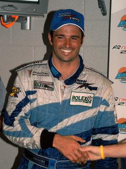 Race winner Christian Fittipaldi