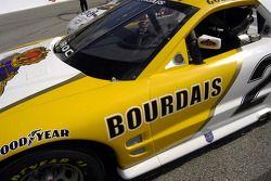 The IROC car of Sébastien Bourdais