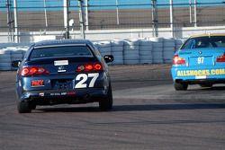 Bill Fenton Motorsports Acura RSX-S : Éric Curran, Bob Endicott; Turner Motorsport BMW 330i : Tim Pappas, Steve Pfeffer