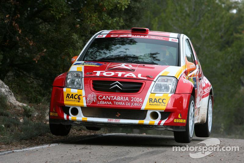 2005: Daniel Sordo y Marc Marti