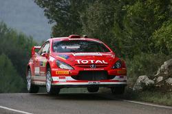 Nicolas Bernardi and Jean-Marc Fortin