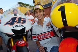 50 aniversario de Yamaha: Valentino Rossi