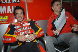 Toni Elias, Yamaha