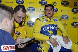 Alex Barros, Pons Honda
