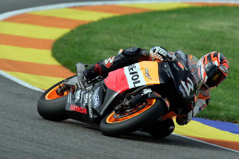 Max Biaggi - Repsol Honda (2005)