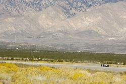 Alan van der Merwe on the Mojave Airport for his first run