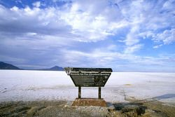Welcome to Bonneville Salt Flats International Speedway