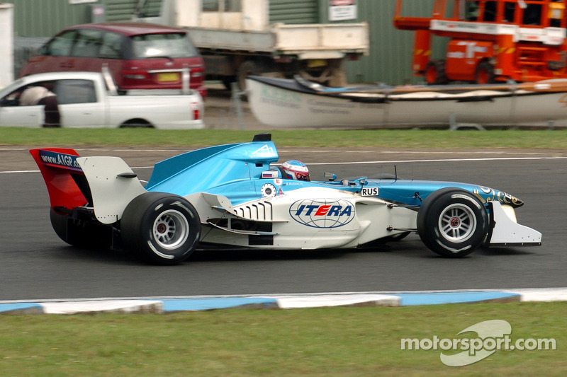 A1GP/Формула Суперлига: Team Russia