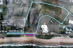 Presentation of the Durban Street course