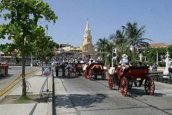 Scene in Cartagena