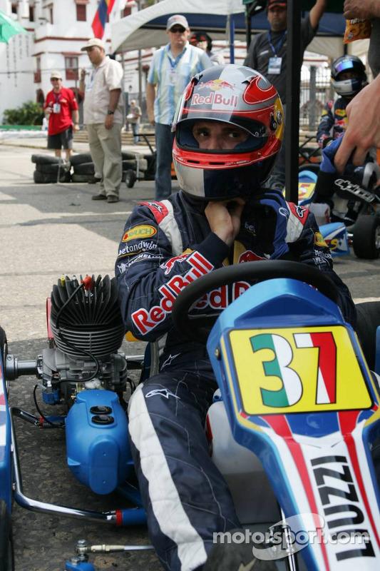 Vitantonio Liuzzi At Race Of The Stars Cartagena Colombia High