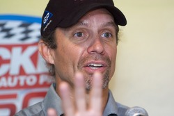 Press conference: Kyle Petty