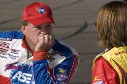 Jimmy Spencer and Erin Crocker