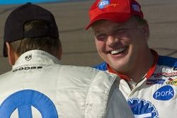 Jimmy Spencer and Ted Musgrave