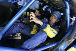 Chris Atkinson and Glenn Macneall