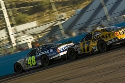 Jimmie Johnson et Matt Kenseth