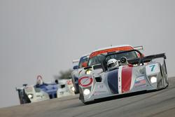 #7 BAT Competition Lola B2K/40 Nissan: Mike Johnson, Bob Woodman, Georges Forgeois