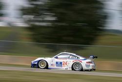 Alex Job Racing Porsche 911 GT3 RSR : Emmanuel Collard, Ian Baas, Marcel Tiemann