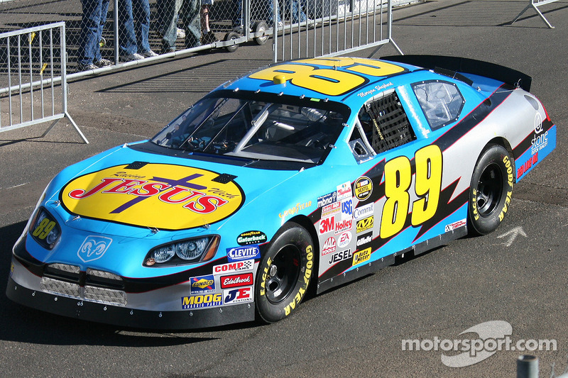 "Morgan Shepherd und ""Racing with Jesus"""