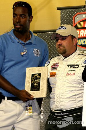 Engine builder of the race award