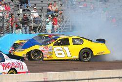 Erin Crocker and Brandon Miller crash