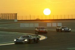 #15 JMB Racing Maserati MC-12 GT1: Karl Wendlinger, Andrea Bertolini