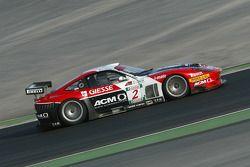 #2 G.P.C. Sport Ferrari 575 M Maranello: Jean-Denis Deletraz, Andrea Piccini