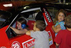 Race Fest in Fort Lauderdale: fans enjoy racing sim
