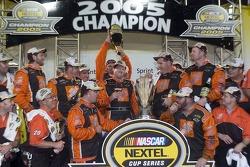NASCAR Cup-Champion 2005: Tony Stewart