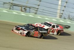 Kevin Harvick and Casey Mears