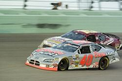 Sterling Marlin and Scott Riggs