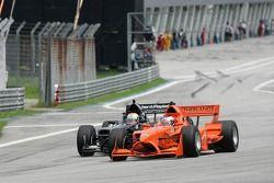 Jos Verstappen and Matt Halliday
