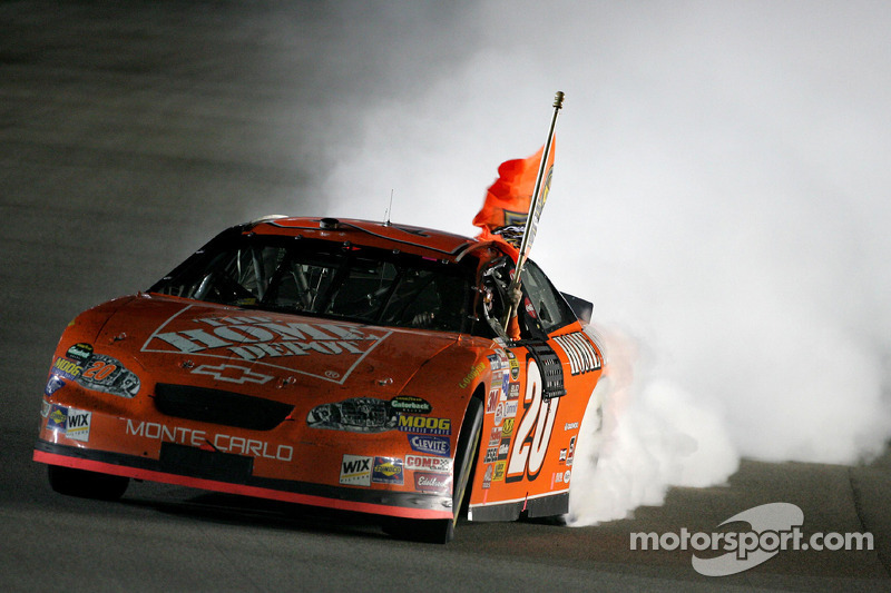 2005: Tony Stewart - Joe Gibbs Racing - Chevrolet
