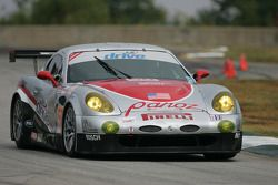 #50 Panoz Motor Sports Panoz Esperante GTLM: Bill Auberlen, Robin Liddell, Scott Maxwell