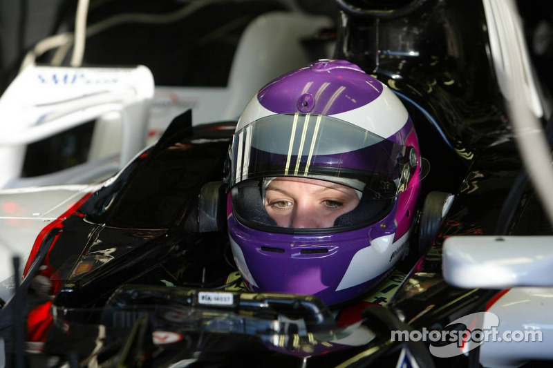 Katherine Legge, Minardi