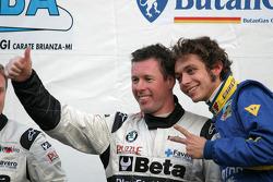 Valentino Rossi und Colin McRae