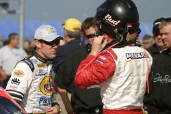 Matt Kenseth et Dale Earnhardt Jr.