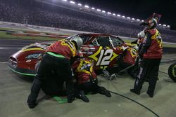 Pitstop for Steadman Marlin