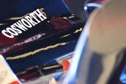 Williams motor kapağı